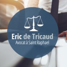 Maître DE TRICAUD, avocat en droit du travail à Saint-Raphaël, proche de Fréjus